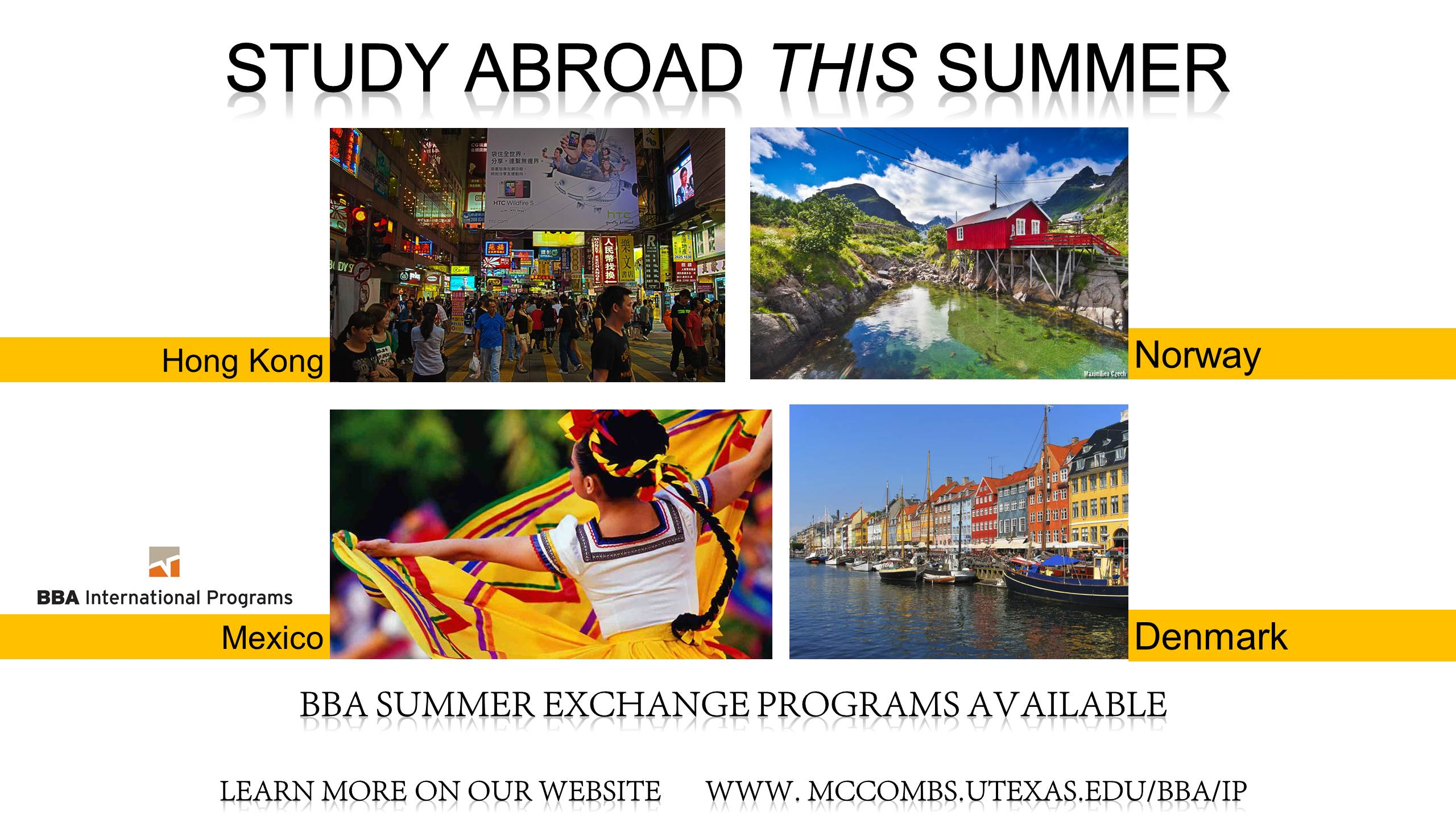 BBA International Study Abroad | Wisconsin School of ...